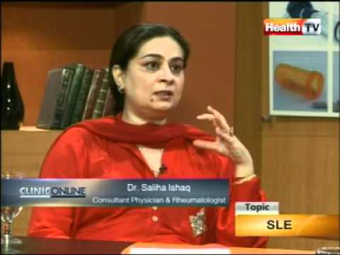 ''Clinic Online'' Topic : SLE Part-2A/4 (10-MAY-12) Health TV.mpg