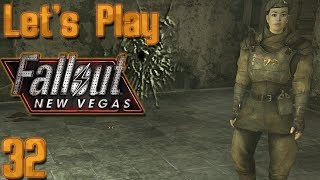 Fallout: New Vegas, Blind! [Ep 32] Around Camp McCarran (Let's Play! First Playthrough)