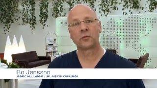 Plastikkirurg Bo Jønsson viser rundt på Aleris-Hamlet København