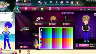 Giving my brother a msp makeover! ~ Gaming Like A Mad Girl