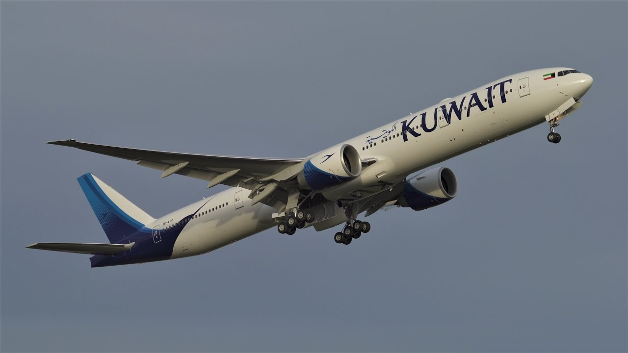 Kuwait Airways Boeing 777 200er Juergen S Paint Hangar