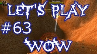 Let's Play WoW Ep. 63 - Goat Nudge - World of Warcraft