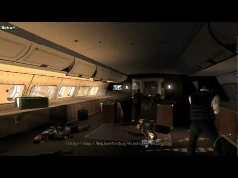 Call of Duty Modern Warfare 3: Turbulence, jet plane mission