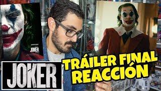 Download lagu JOKER Tráiler final REACCIÓN y TEORÍAS 😍¡¡Vamos a AMAR esta película!!😍