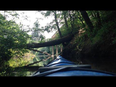 Kayaking Back In Time On Oregon's Tualatin River