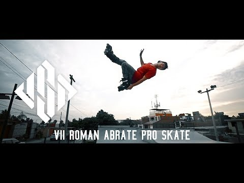 USD VII Roman Abrate Pro skate