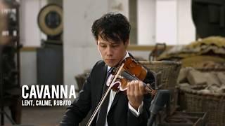 SonARTrio: Cavanna - Trio avec accordéon Nr  1, 2  Satz