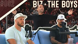 Paul Bissonnette Has Russian Mafia Hockey Stories for Days | Bussin With The Boys 092