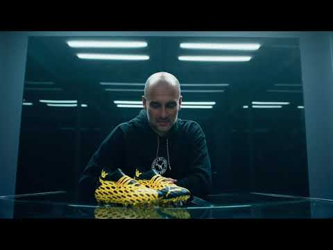 Puma, Guardiola y 'Stranger Things', juntos en un anuncio
