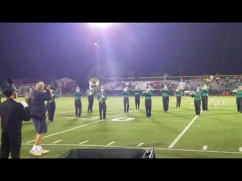NDCP MARCHING BAND - CENTURIES