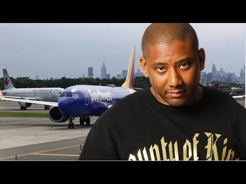 MAINO GOES OFF On SOUTHWEST AIRLINES For ALLEGEDLY Kicking Him Off Flight