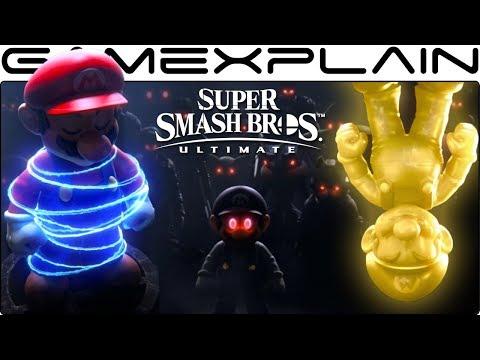 Super Smash Bros. Ultimate - World of Light FULL OPENING CUTSCENE (New Story Details!) thumbnail