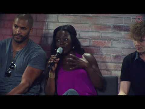 Nerd HQ 2016: A Conversation with the Cast of American Gods