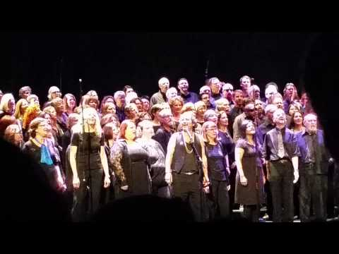 Rock Voices Academy of Music Jan. 10 2015 matinee part 3