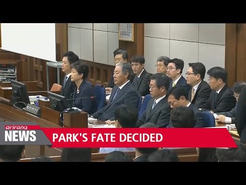 Former S. Korean president Park Geun-hye sentenced to 24 years for corruption