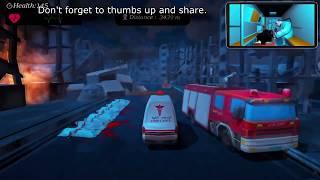 Ambulance: Unfair War on Gaza (PC) - 5 Minutes Gameplay