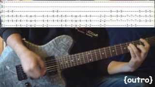 Guitar tabs solo