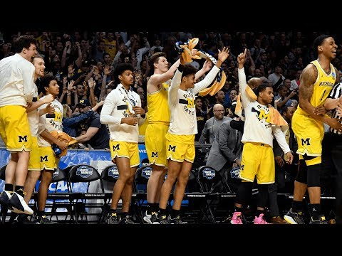 Game Rewind: Watch Michigan advance to the Final Four in 7 minutes
