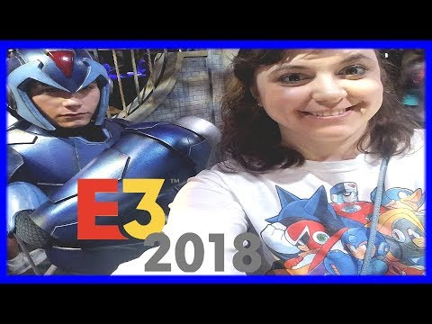 ►E3: 2018◄ My First Time! Los Angeles Convention Center & Santa Monica Pier!