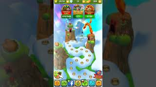 Best Fiends Map 1 to 2445