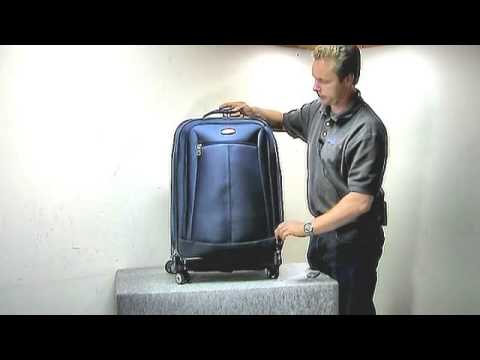 Samsonite Luggage Review Silhouette 11 Spinner 26