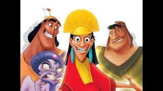 """A Tribute to """"The Emperor's New Groove"""""""