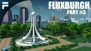 "Cities Skylines - Fluxburgh [PART 3] ""Central Park"""