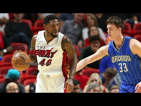2016.12.06 Inside the Heat: Udonis Haslem
