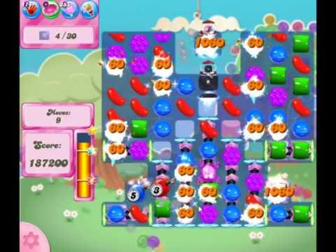 Candy Crush Saga Level 2664 - NO BOOSTERS