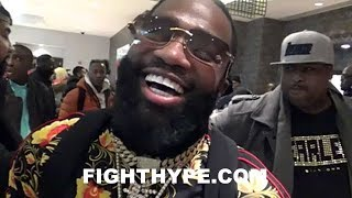 ADRIEN BRONER MUM ON NEW TRAINER RUMORS INSISTS HES STILL THE BIGGEST AMERICAN STAR