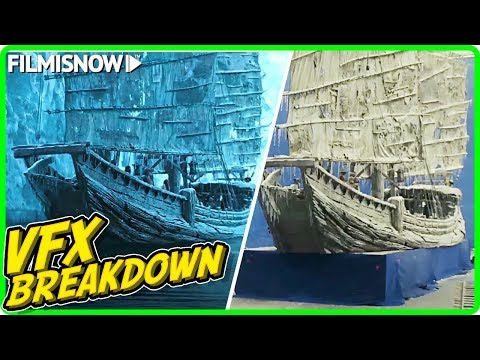 PIRATES OF THE CARIBBEAN: AT WORLD'S END | VFX Breakdown by Digital Domain (2007) |