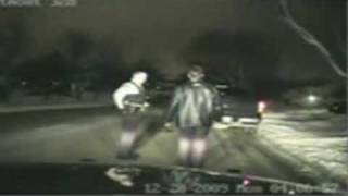 Police video of Chris Chelios arrest