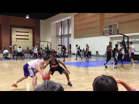 Peach State, Terriers vs  Southern Kings 1st half July 14, 2016