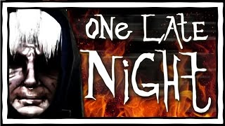 MEAN OLD GHOST LADY! One Late Night Playthrough [Indie Horror]