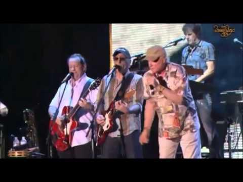 Beach Boys 409 Shut down and I Get Around Live Japan 2012