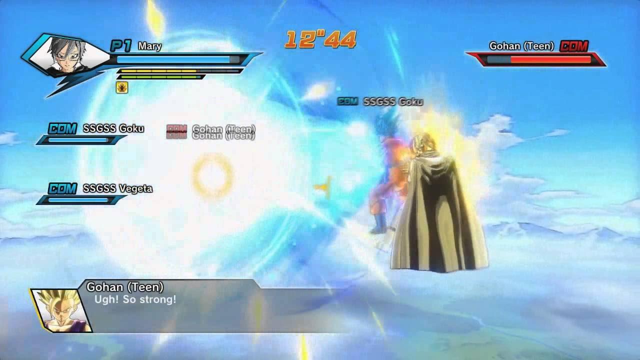 Dragon Ball: Xenoverse - (PQ) - Misión Paralela 21 - YouTube