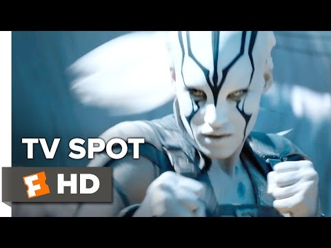Star Trek Beyond TV SPOT - Now Playing (2016) - Zachary Quinto Movie