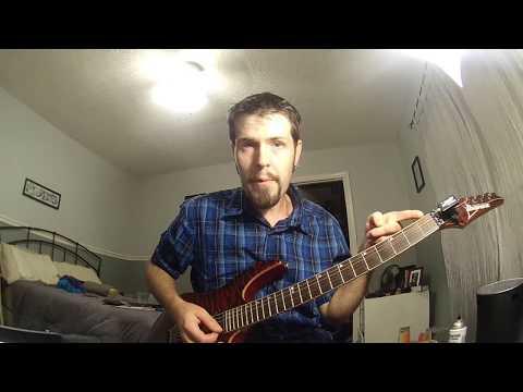 Guitar Fret Board LED Light ORANGE FRETLORD SPECTRUS