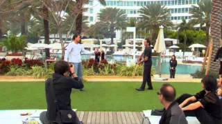 The Stunts of Burn Notice