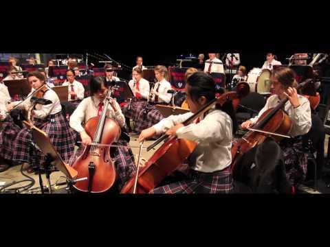 Smooth Criminal - Christchurch Girls' High School Orchestra 2012