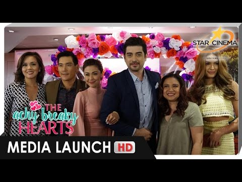 [FULL] 'The Achy Breaky Hearts' Grand Media Launch