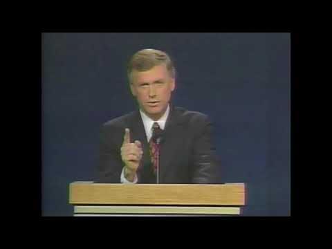 1992 Vice Presidential Debate, October 13, 1992