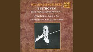 Symphony No. 2 in D, Op. 36: I. Adaio molto - Allegro con brio