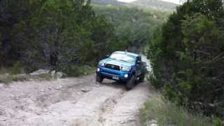 "G.A.T.O.R. Greater Austin Toyota Off-Road at Hidden Falls ""I just saw that!"""
