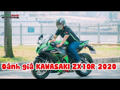 Kawasaki ZX10R 2020: Giá 605 Triệu Lăn Bánh, Có Gì Cải Tiến ?