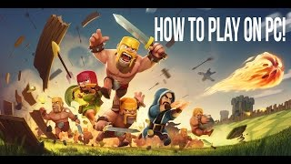 How to download clash of clans on PC (Windows XP/VISTA/7/8/10)