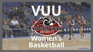 VUU Womens Basketball