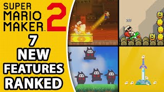 The Best and Worst New Updates in Version 2.0 of Super Mario Maker 2