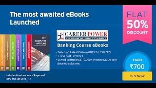 Don't Wait, Start ASAP and the Launch of the Career Power Course E Books