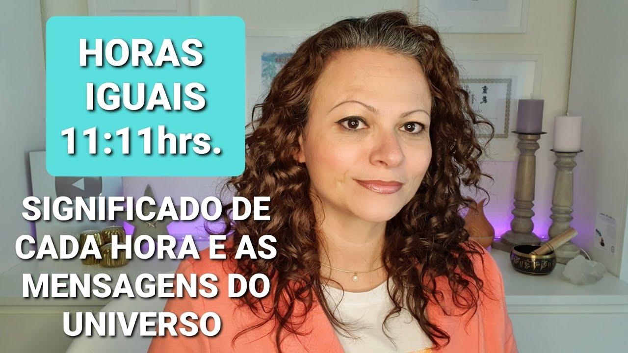 Download #HORAS  #IGUAIS - O #SIGNIFICADO DE CADA HORA E AS MENSAGENS DO UNIVERSO